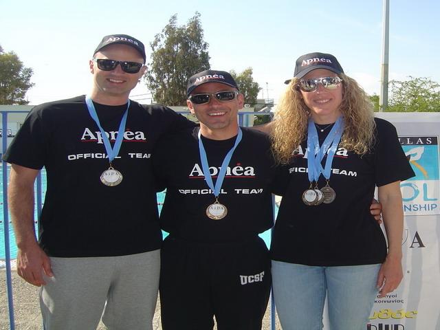 Trikala Apnea Team 2014