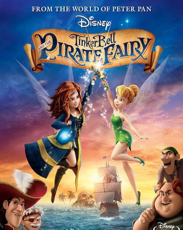 tinkerbell pirate fairy bd