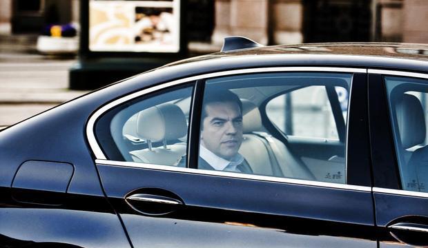 tsipras auto