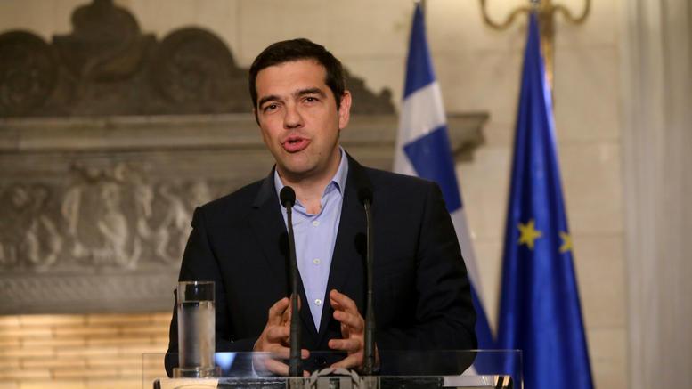 tsipras diagelma